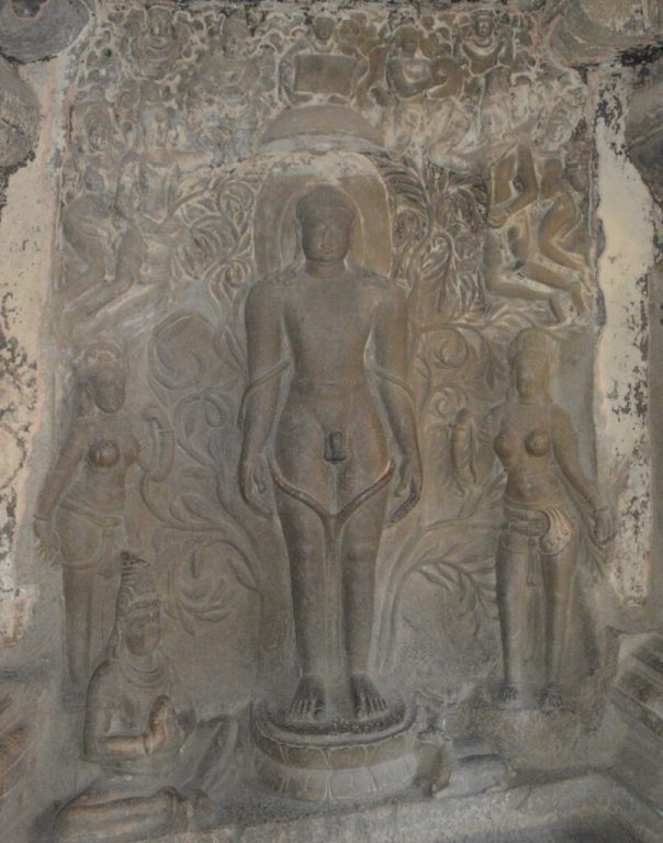 Lord Bahubali Cave, Cave 32, Ellora