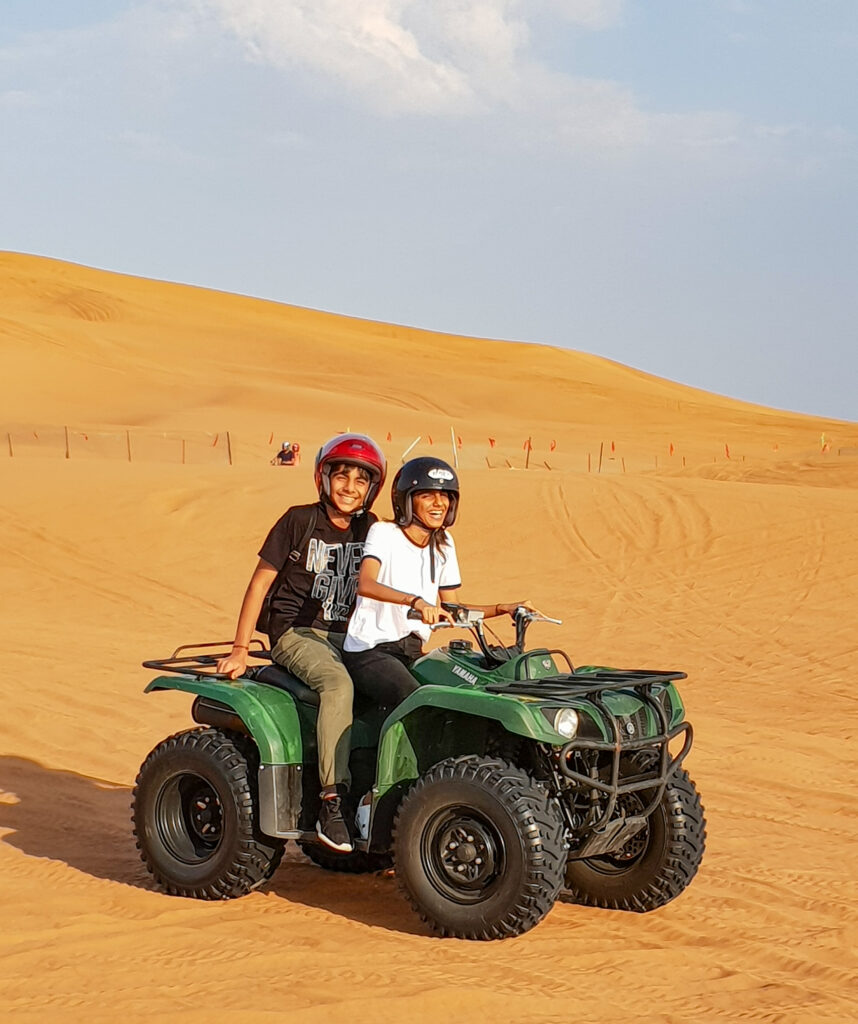 Quad-Bike-Ride