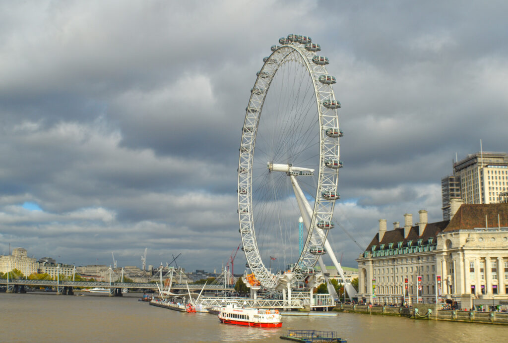 London Eye, @Rafiq Somani