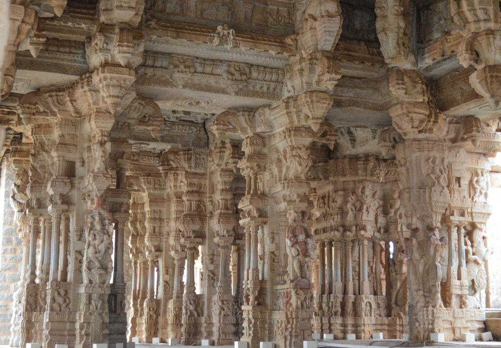 Mahamantapa, Vithala Temple, Hampi