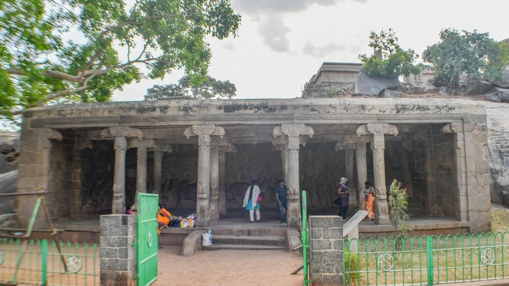 Krishna-Cave-Temple-Mahabalipuram