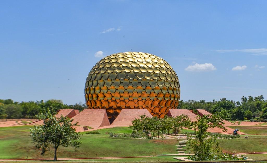 Matrimandir-Auroville