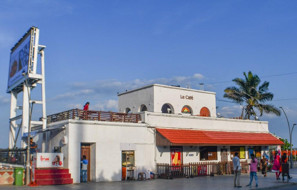 Le-Cafe-Pondicherry
