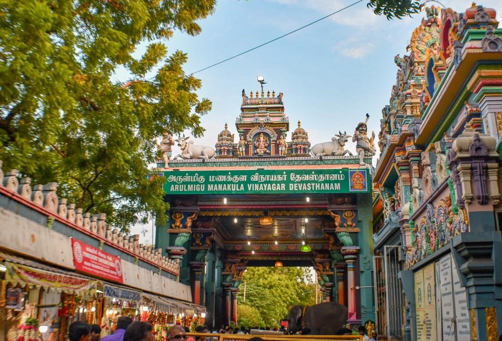 Arulmigu-Temple-Pondicherry