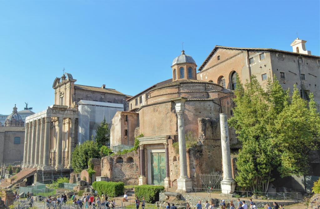 Roman Forums, Rome