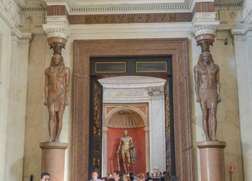 Pio-Clementino Museum, Vatican