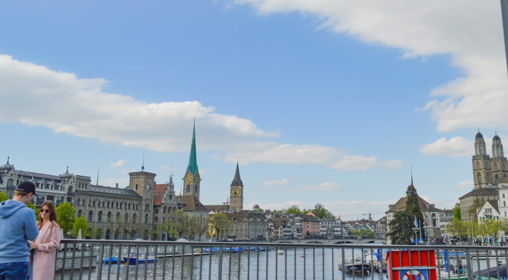 Old Town, Zurich