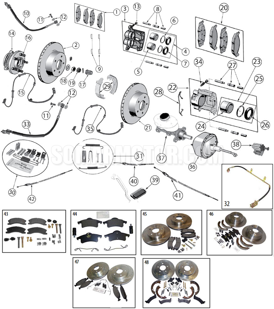 Wiring Diagram PDF: 2002 Jeep Grand Cherokee Engine Diagram