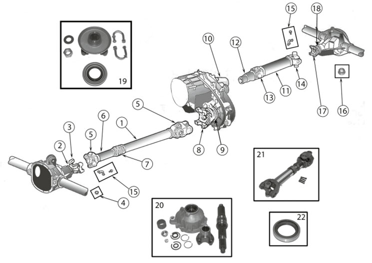 [DIAGRAM] For A 99 Jeep Wrangler Drivetrain Diagram FULL