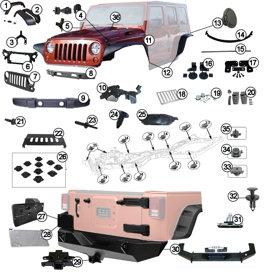 hight resolution of jeep parts diagrams wrangler wiring diagram online rh 11 19 lightandzaun de jeep parts diagrams wrangler jeep parts manual pdf