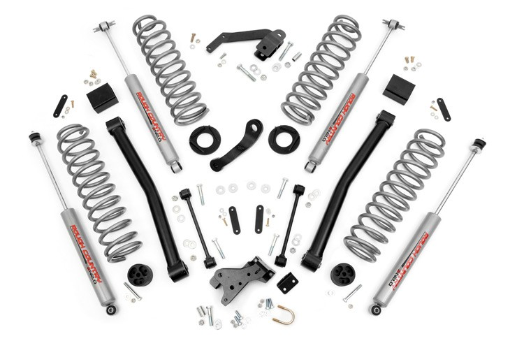 Suspension & Lift Kit :: Wrangler Jk 2007-2014 :: Wrangler
