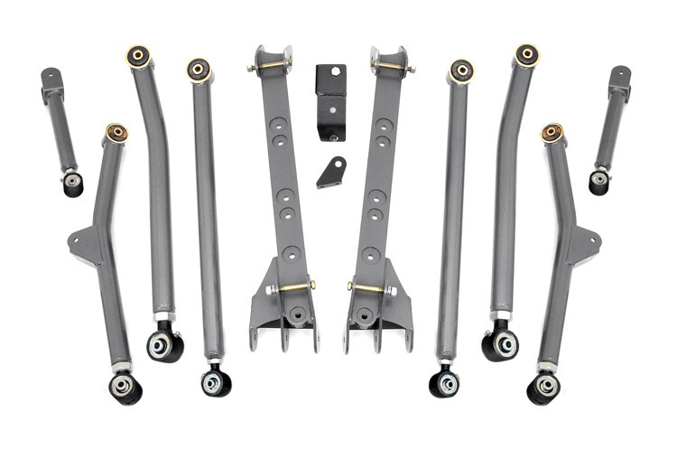 Suspension & Lift Kit :: Wrangler Tj 1997-2006 :: 2.5