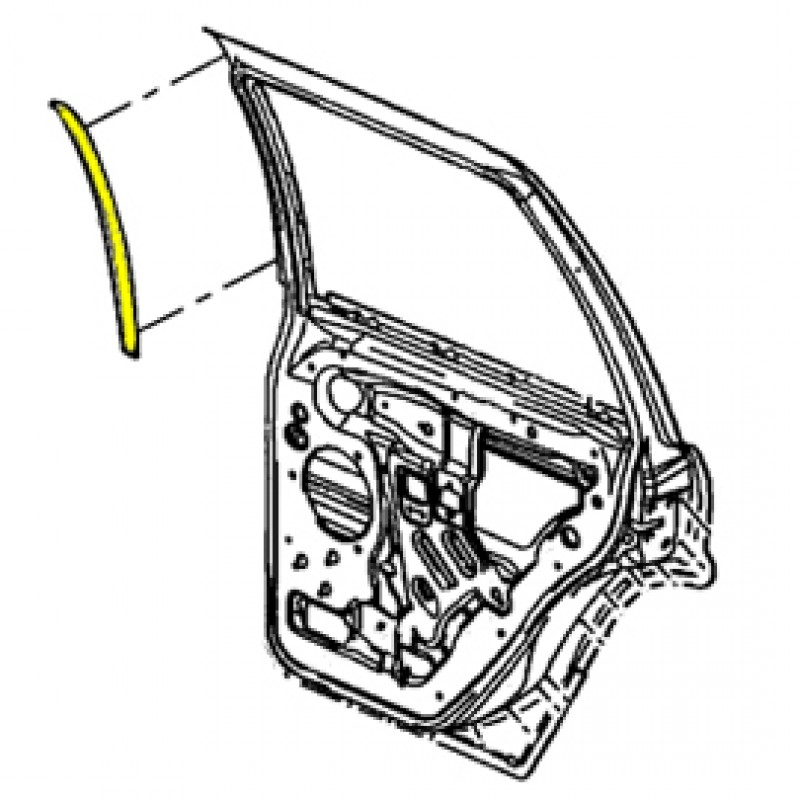 Diagrams For Jeep :: Weatherstrips Seals :: 1999-2004 Jeep