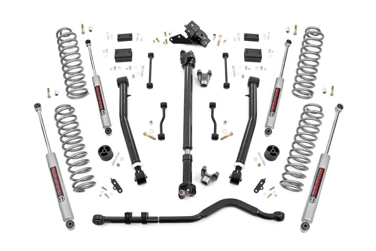 Choose Your Jeep Jeep Wrangler Jl Up Lift