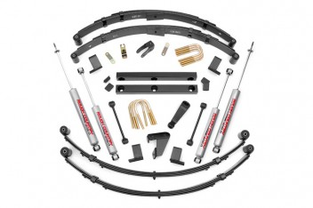 Suspension & Lift Kit :: Wrangler Yj 1987-1995 :: 4