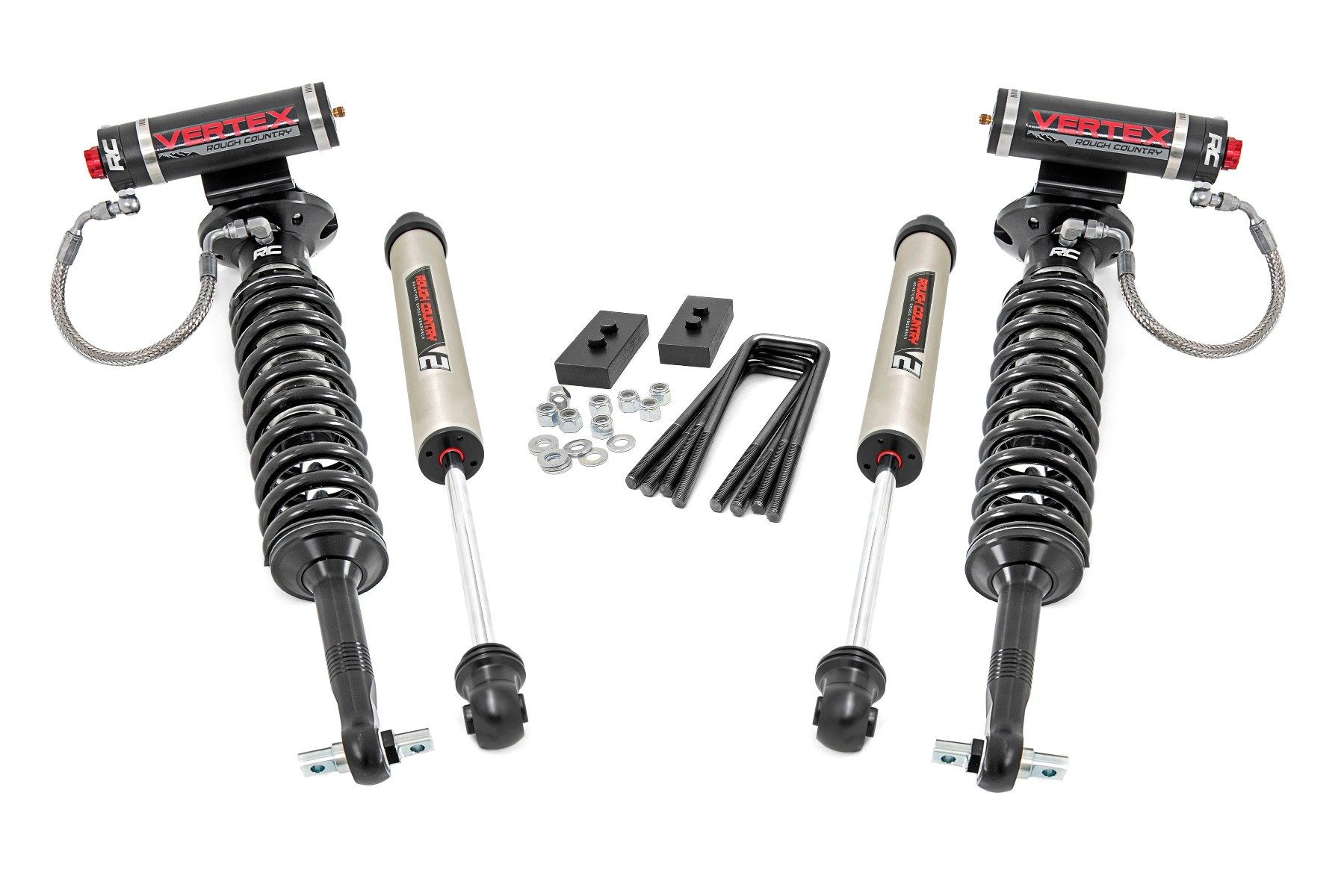 Merry Christmas :: Ford :: 2in Ford Leveling Lift Kit w