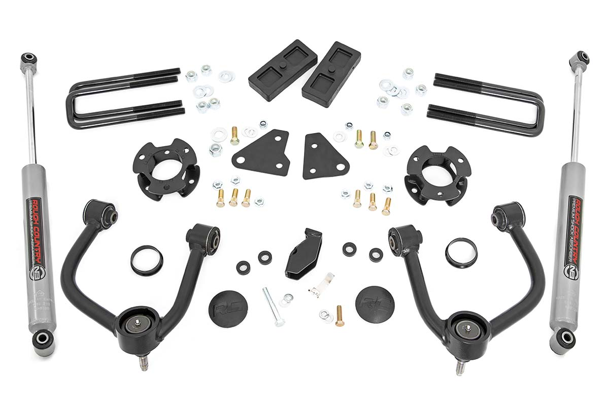Merry Christmas :: Ford :: 3.5in Ford Leveling Kit w/ N3