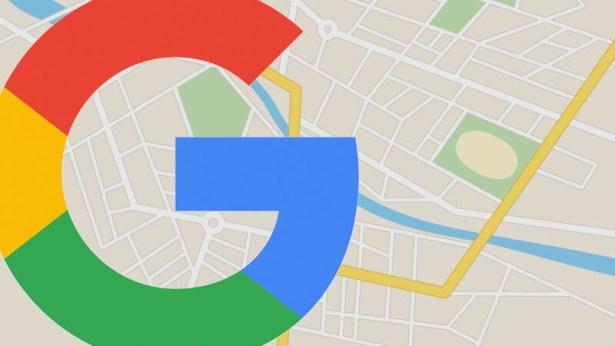 localización geográfica de Google
