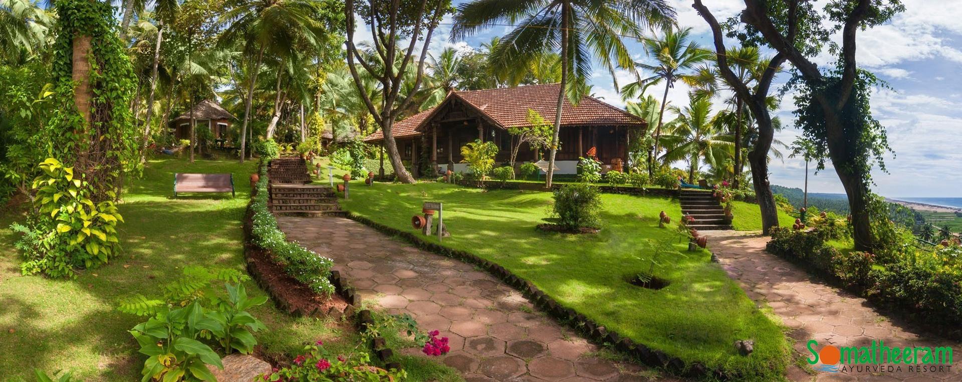 Best Ayurveda Hospital With Resort Ambiance Kerala