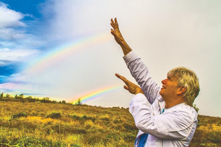 Michael McBride on Maui