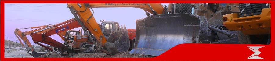 Operador de escavadeiras