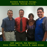 Relaxation Seminar at Southern Technical College