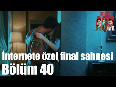 Kiralık Aşk 40. Bölüm – İnternete Özel Final Sahnesi