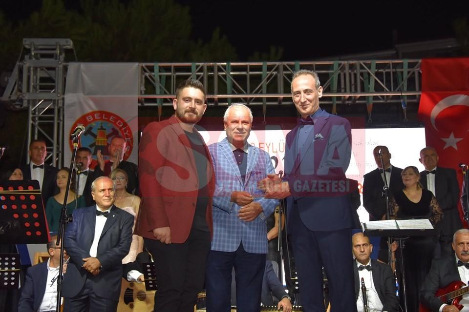 Festivalde Türk Sanat Müziği Konseri