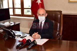 Manisa'nın Yeni Valisi Yaşar Karadeniz Göreve Başladı