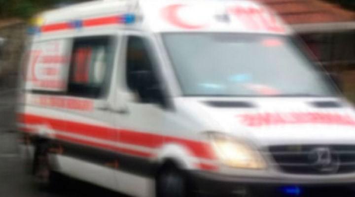 Otomobilin çarptığı şahıs hayatını kaybetti, sürücü olay yerinden kaçtı