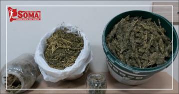 Soma dahil 3 ilçede uyuşturucu operasyonu: 6 gözaltı