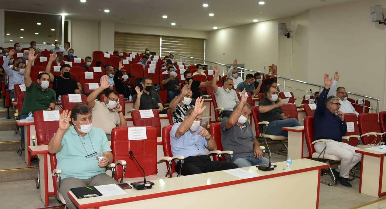 CAN AZERBAYCAN İÇİN SOMA BELEDİYE MECLİSİ'NDEN ORTAK BİLDİRİ