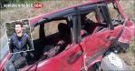 Otomobil ve kamyonet çarpıştı,1 Ölü 1 Yaralı