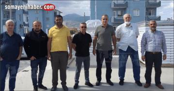 Zafer Mahallesi Belkent bölgesine sağlık ocağı