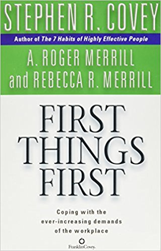 First-things-first Recommendations