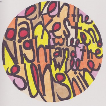 sun will shine quote