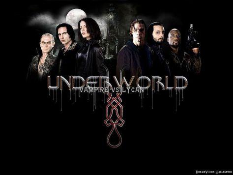 Underworld - Vampires vs Lycans