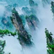 Zhangjiajie-Hunan