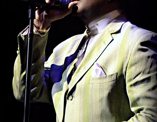 Eban Brown, Lead Singer of 'The Stylistics', Announces UK Tour & Opening Night for Charity