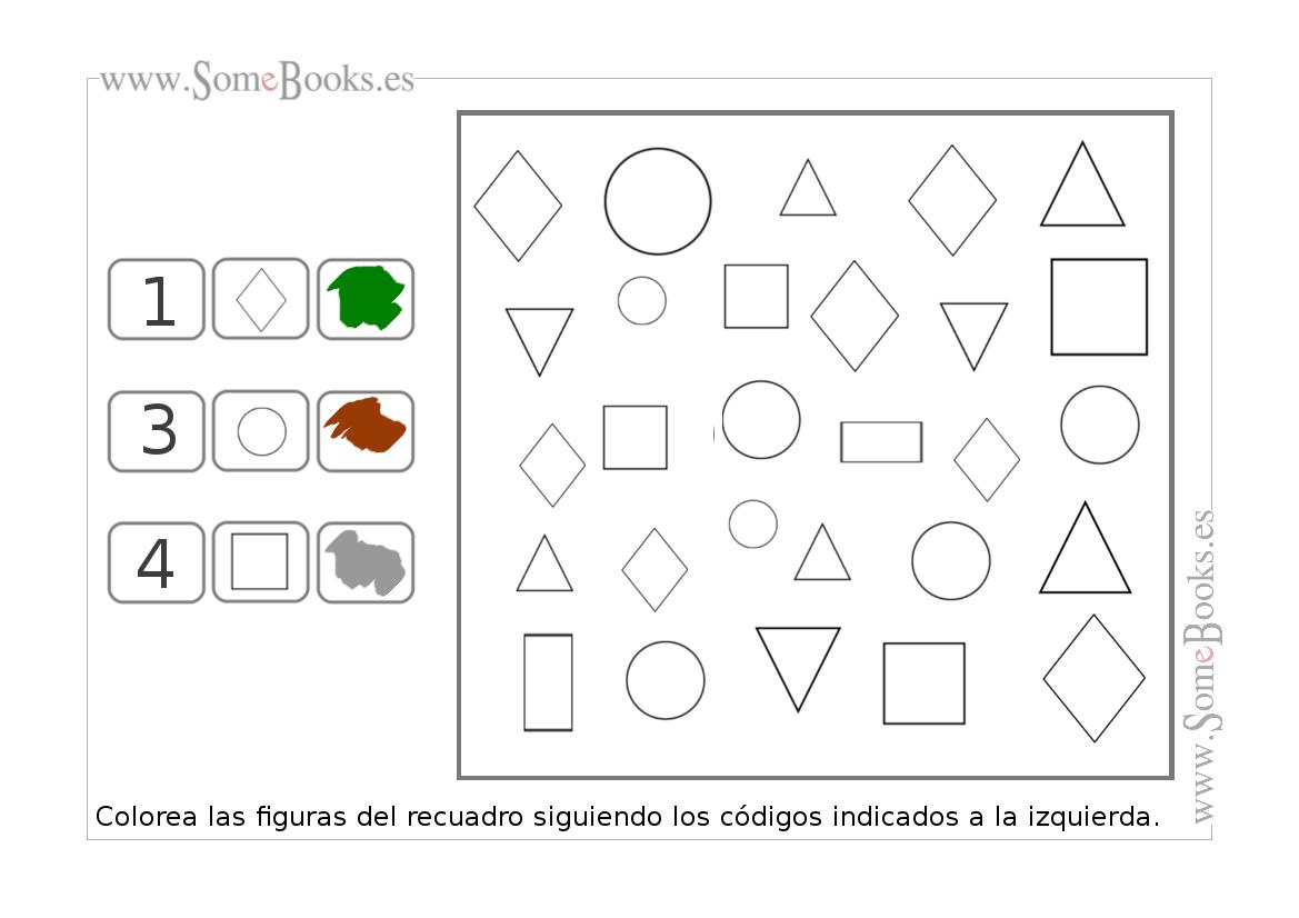 Colección De Fichas Infantil De 4 Años  Página 5 De 26