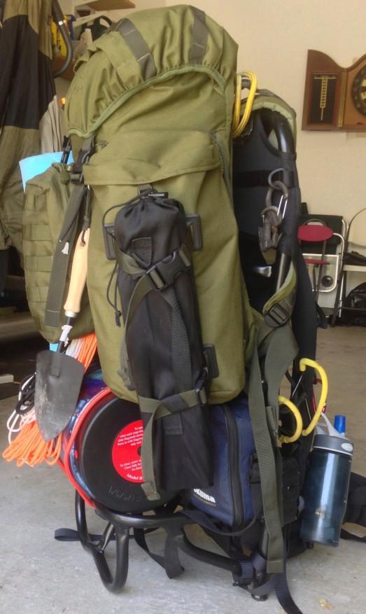 Tatonka Lastenkraxe Load Carrier Review  Camping Stoves