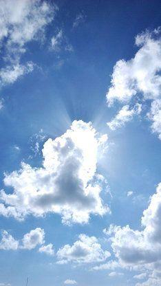 """Cielo espectacular"" por Julio Aedo"