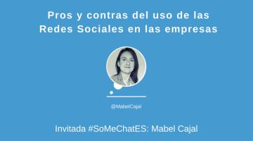 El uso de las Redes Sociales en las empresas #somechates