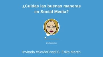 ¿Cuidas las buenas maneras en Social Media? – Twitter chat