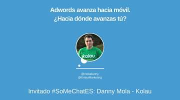 Adwords para móviles: Un avance imparable – Twitter chat