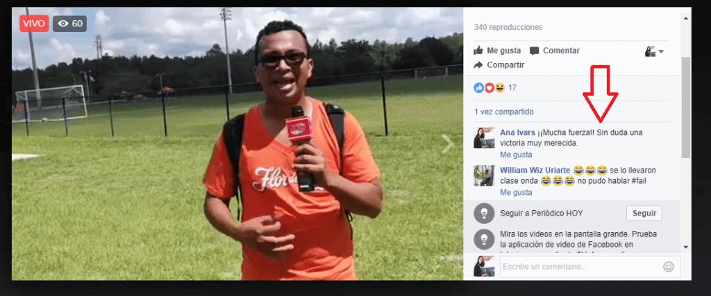 Qué es Facebook live respuestas directo