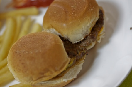 The Burger King Sliders are NOT Sliders « SOME contrast