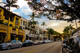 Fifth Avenue in Naples