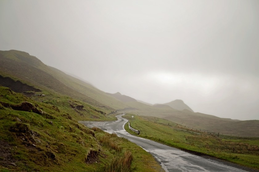 Road in Skye