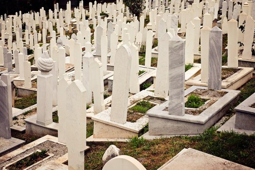 Sarajevo Graveyard